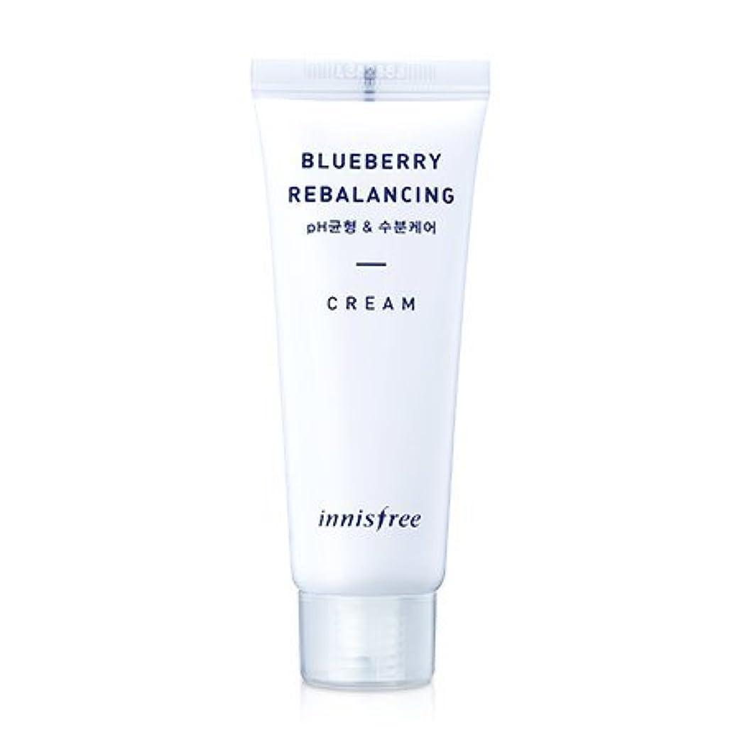 修士号ピース悪性[innisfree(イニスフリー)] Super food_ Blueberry rebalancing cream (50ml) スーパーフード_ブルーベリーリベルロンシンクリーム[並行輸入品][海外直送品]