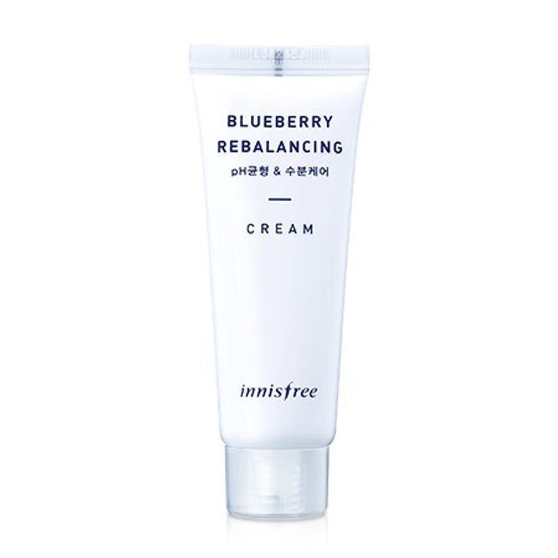 [innisfree(イニスフリー)] Super food_ Blueberry rebalancing cream (50ml) スーパーフード_ブルーベリーリベルロンシンクリーム[並行輸入品][海外直送品]