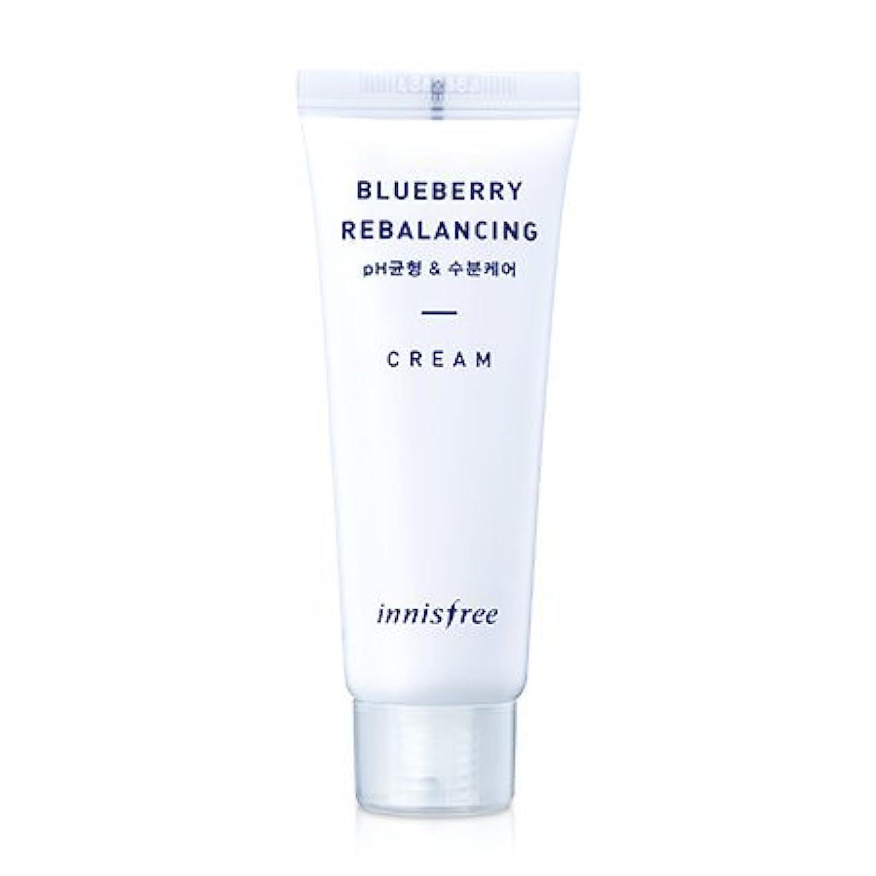 幾分血まみれ万歳[innisfree(イニスフリー)] Super food_ Blueberry rebalancing cream (50ml) スーパーフード_ブルーベリーリベルロンシンクリーム[並行輸入品][海外直送品]