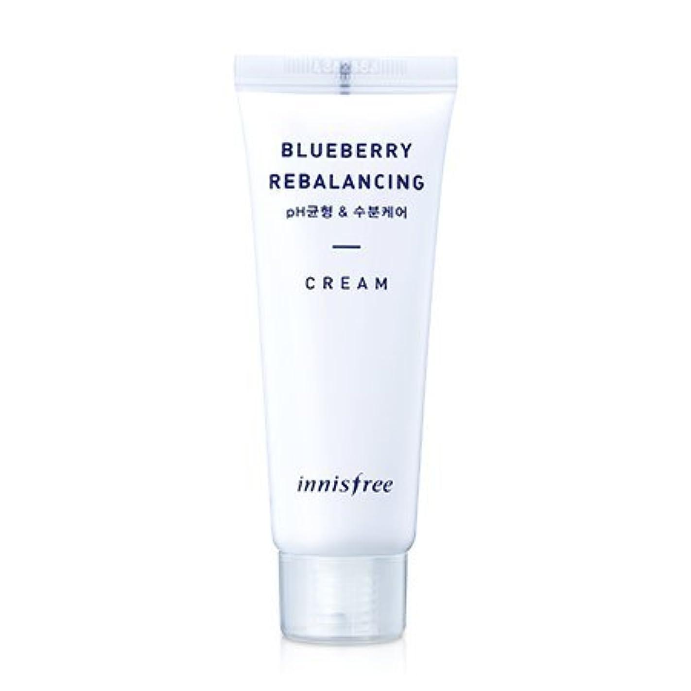 慎重オーブンサワー[innisfree(イニスフリー)] Super food_ Blueberry rebalancing cream (50ml) スーパーフード_ブルーベリーリベルロンシンクリーム[並行輸入品][海外直送品]