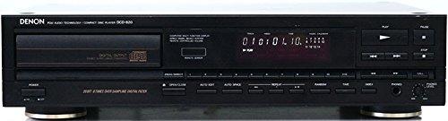 DENON DCD-820 CD-Player schwarz mit digital out