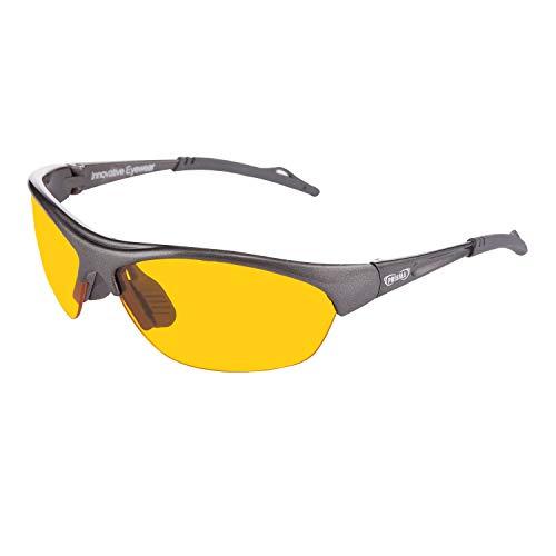PRiSMA Classic LiTE Blaulichtfilter-Brille -augenschonendeBildschirmarbeitbei Tag und Nacht- E704