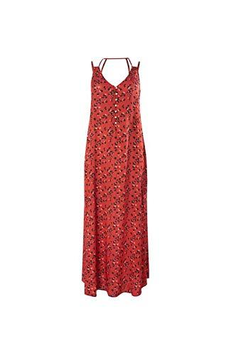 O'NEILL LW Belinda AOP Robe Longue pour Femme, Multicolore, S