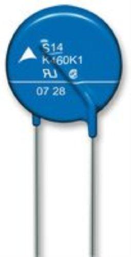 10x Varistor S07K250 250V 250mW RM5 d8x3mm Epcos B72207S0251K101