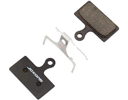 Quaxar Carbon Organic Disc Pads BR-M985/ M987/ BR-M8000/ M9000/ M902