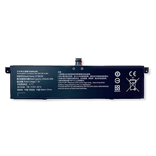 R13B02W R13B01W 7.6V 39Wh Laptop Batería Repuesto para Xiaomi Mi Air 13.3' Series