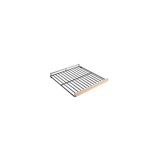 LA SOMMELIERE CLATRAD09 - Clayette fixe fil avec façade bois