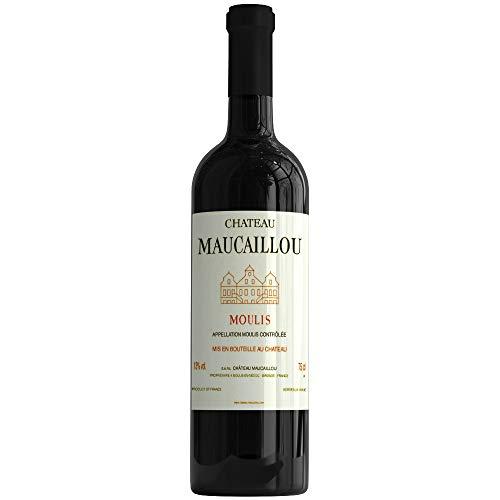 X1 Château Maucaillou 2009 75 cl AOC Moulis Cru Bourgeois Rotwein