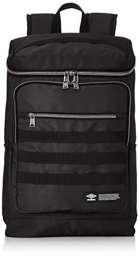 [アンブロ] バックパック Salford 3カラー ブラック