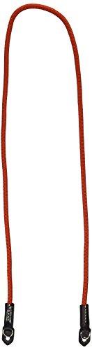 ARTISAN&ARTIST アルティザン&アーティスト 組紐ストラップ シルクストラップ (ロング) リングタイプ リングガード付 ブラック ACAM-306N-RED