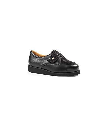 Zapatos CALZAMEDI SENSIBLES 0613 Negro Talla 38