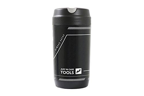 Massi Tools Portaobjetos para Bicicleta, Deportes y Aire Libre, Negro