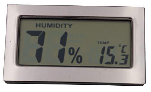 GERMANUS Digital Hygrometer 714 - Kalibrierbar