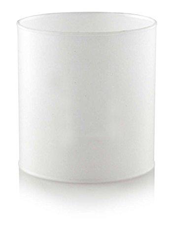 Petromax Ersatzglaser aus hochhitzefestem Borosilikatglas (Matt, HK 350-500)
