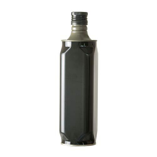 STI Latta a Bottiglia 750ml per Olio con Tappo a Vite e salvagoccia