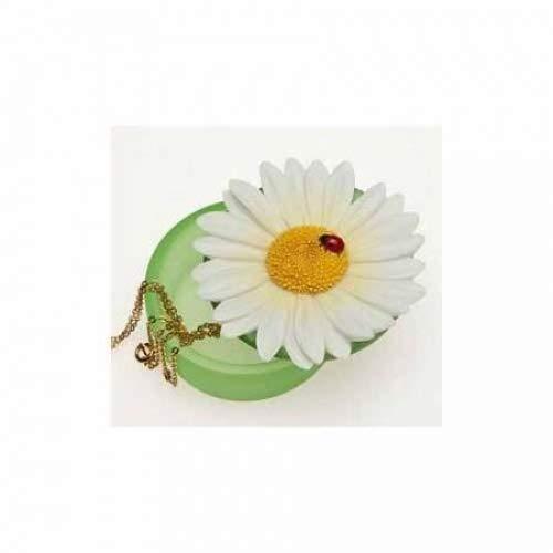 Ladybug Daisy Keepsake Box by Ibis & Orchid #13009