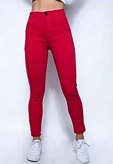 Calça Jeans Moscova Skinny Red Italy
