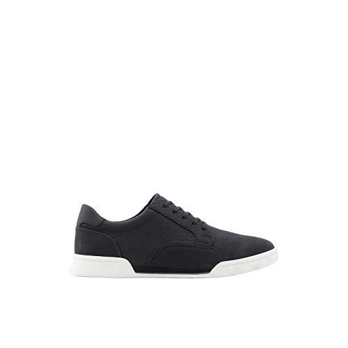 Aldo Men's Fradolian Loafer Flat, Black, 8 UK