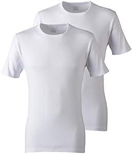 Jockey - Modern Classic 2 Pack - Camiseta Interior - White