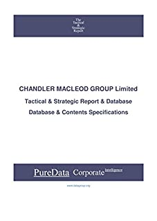 scheda chandler macleod group limited: tactical & strategic database specifications - australia perspectives (tactical & strategic - australia book 23568) (english edition)