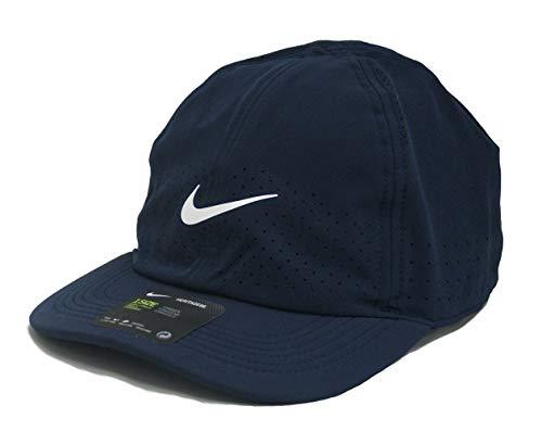 NIKE U Nikecourt Advantage Cap Hat, Unisex Adulto, Obsidian, 1SIZE