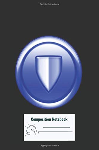 Composition Notebook: City Of Heroes Defender Composition Notebook, College ruled
