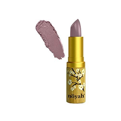 Noyah Natural Lipstick, Smoke, 0.16 oz + Natural Cosmetics E-book