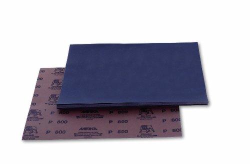 Mirka Wasserfest-Latex-Bogen P120 230 x 280 mm (50 Stk.)