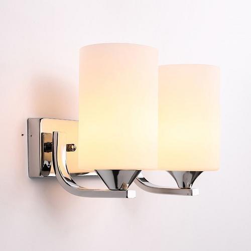5151BuyWorld E27-kop, dubbelwandig, lamp, glas, mode, schaduw, LED, modern, slaapkamer, nachtkastje, stairs