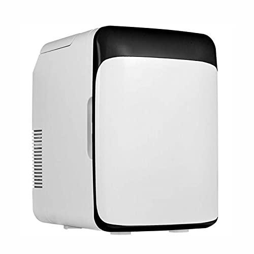 Mini frigorifero portatile da 8 litri, piccolo frigorifero, scaldino più caldo, congelatore 12V DC 110 220V AC per auto da casa