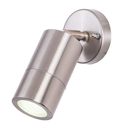 Draaibare LED wandlamp GU10 LED muur licht licht indoor/outdoor achtergrond verlichting 2019 versieren muur lichten (5W Warm White)