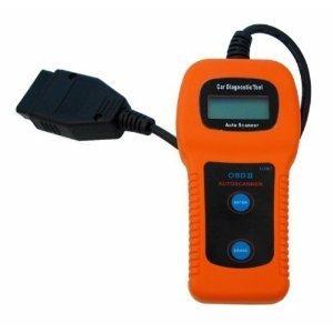 U380 CAN-BUS OBDII Car Diagnostic Scanner