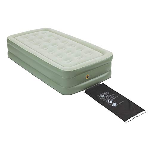 Coleman Air Mattress   SupportRest Double High Air Bed, Twin