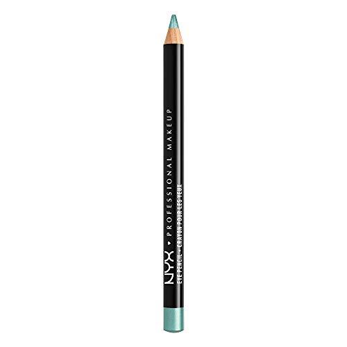 NYX Cosmetics Slim Eye Pencil - Baby Blue