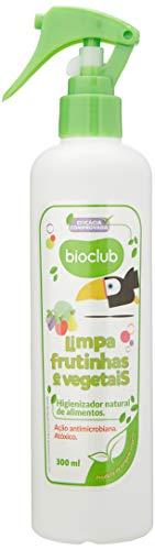 Limpeza de Frutas e Vegetais, BioClub