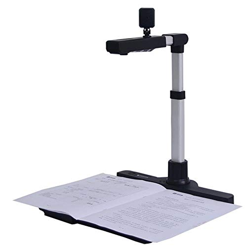 Great Features Of Adjustable Portable 10 Mega-Pixel High Definition Book Scanner Capture Size A4 Cam...