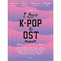 韓国楽譜集 私が好きなK-POPとOSTが集まった 「I Love K-POP&OST」 ピアノ演奏曲集