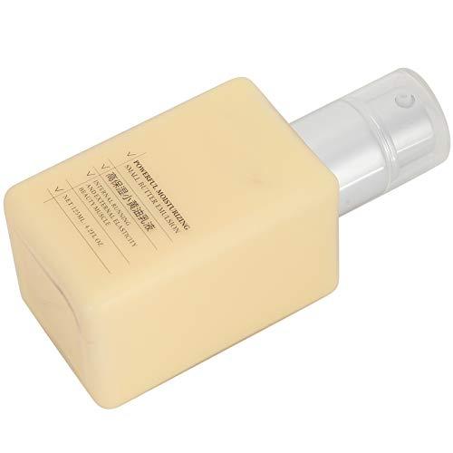 125 ml de emulsión facial control de aceite hidratante loción reparadora y reparadora para la piel, loción de mantequilla hidratante facial cremas