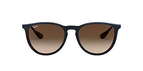 Ray-Ban 4171 Gafas de sol, Marrón/Plata/Marrón Degradada (Brown/Silver/Brown Gradient), 54 Unisex-Adulto