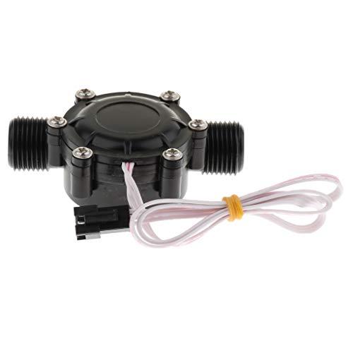 Unbekannt AC20V Mikro Wasserkraft Turbine Generator High Power Flow Hydraulik Wasser