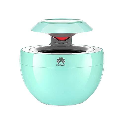 Decdeal Huawei AM08 Altavoz inalámbrico en Forma de Cisne Mini teléfono Audio bajo estéreo Sonido Altavoz portátil