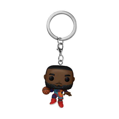 Funko 56235 POP Keychain: Space Jam 2- LeBron James