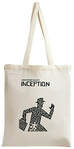 inception poster Tote Bag