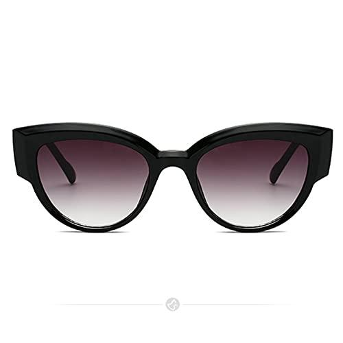 HQPCAHL Gafas De Sol Polarizadas con Forma De Ojo De Gato para Mujer, Protección UV 400, Elegantes Gafas De Sol De Gran Tamaño, Antirreflejos, Ligeras para Conducir, Nadar En La Playa,A