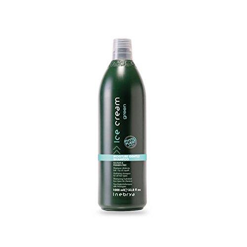 Inebrya Ice Cream Green Moisture Gentle Shampooing – 1000 ml