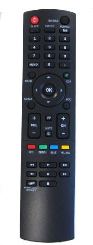 SYLVANIA Remote Control - NH210UD LC190SS2 LC220SS2 LC260SS2 LC320SS2 LC401SS2