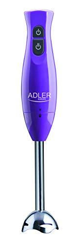 Adler AD 4611 Batidora de varilla, 300 W, Morado