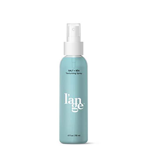 texturizing products L'ange Hair Sea Salt Spray for Hair | Salt and Séa Hair Texturizing Spray to Help Improve Volume | Seasalt Texture Hairspray for Bouncy Beachy Waves & Windswept Look | Volumizing Hair Products