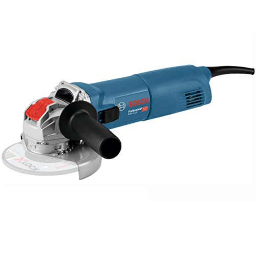 Bosch Professional Winkelschleifer GWX 14-125 (mit X-LOCK-Aufnahme, 1.400 Watt, ScheibenØ: 125 mm, im Karton)