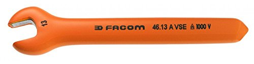 Facom 46.19AVSE Cle A Fourche Isolee 19 Mm